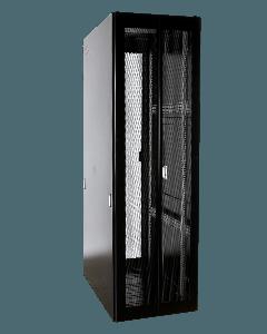 42U, Serverkast, afmeting: (BxDxH) 600x1000x2000mm
