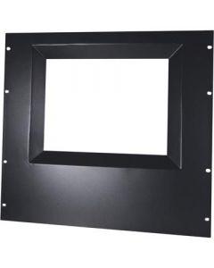 "15"" afdekpaneel om monitor op 19"" serverkast, zwart"