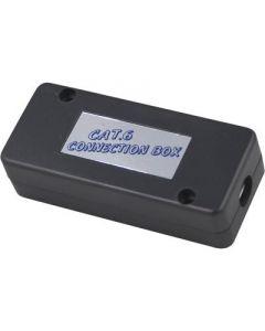 Cat 6, UTP koppelstuk, voor bulk kabel, LSA aansluiting