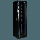 """32U, 19"""" Serverkast met glazen voordeur (BxDxH) 600x600x1600mm"""